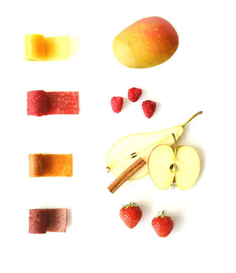 Suikervrij snoep puur fruit