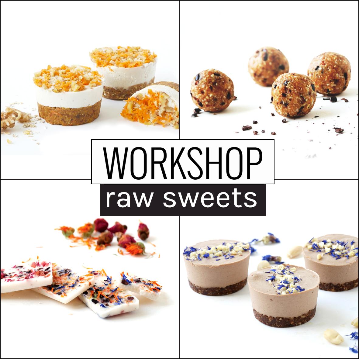 Workshop taarten maken