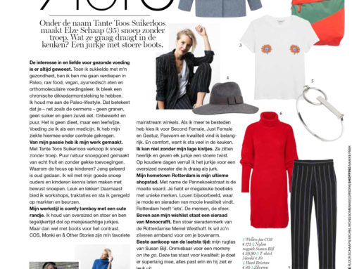 Marie Claire: Mijn stijl van 9 tot 5