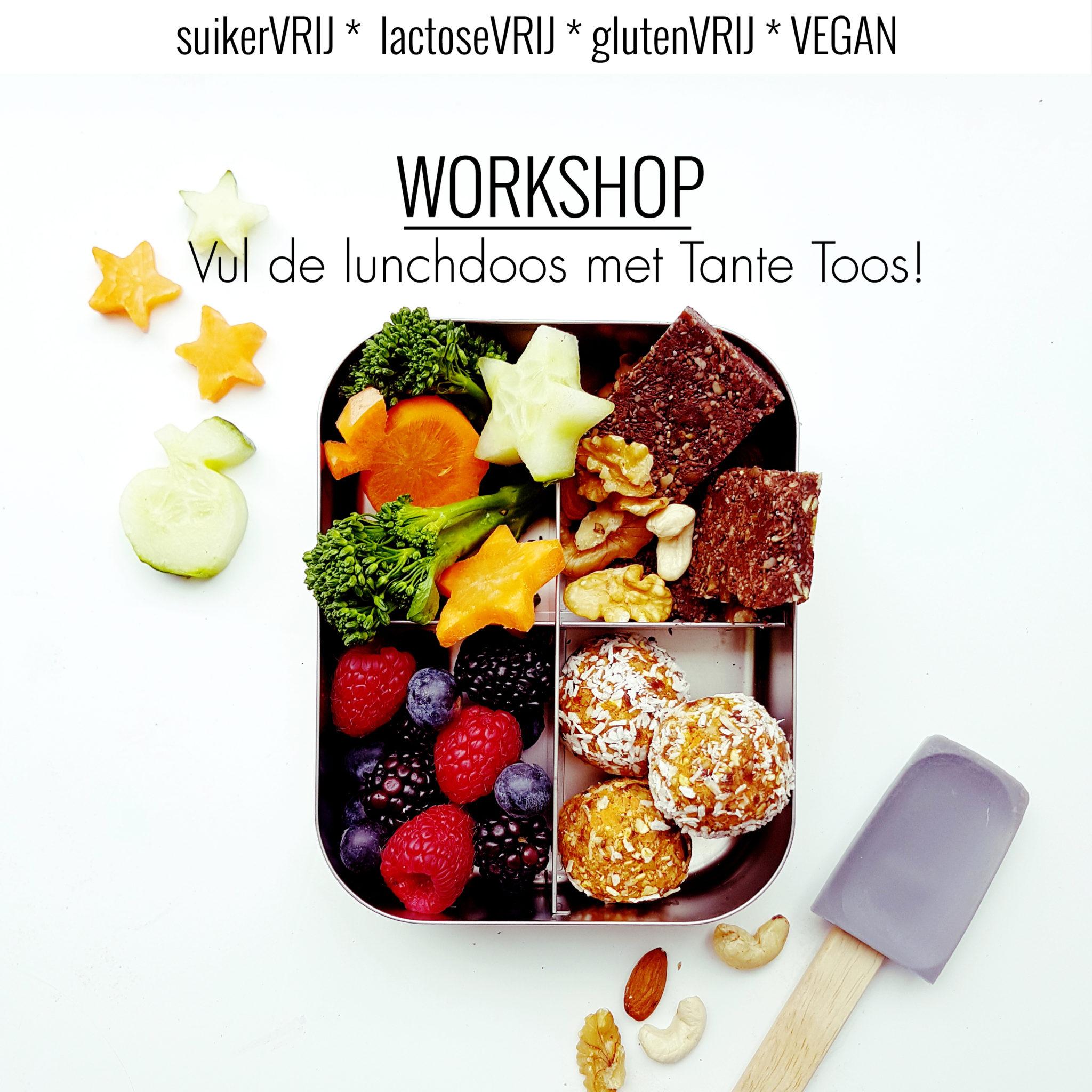 Workshop gezonde lunchdoos
